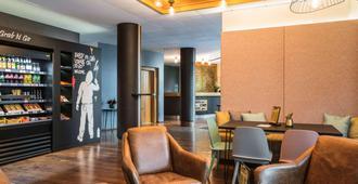 Mercure Hotel Berlin Zentrum - ברלין - טרקלין