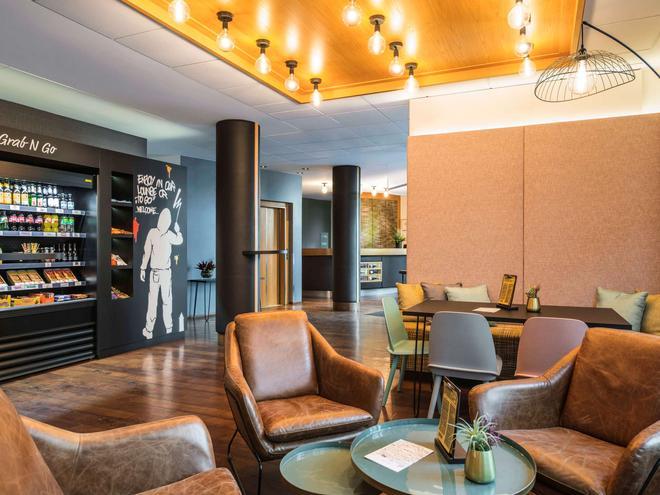 Mercure Hotel Berlin Zentrum - Berlin - Lounge