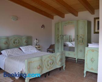 Cascina Trapella - Terruggia - Bedroom