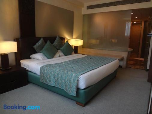 The Metropole Hotel - Ahmedabad - Phòng ngủ