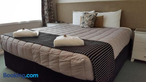 Aalton Motel - Christchurch - Bedroom