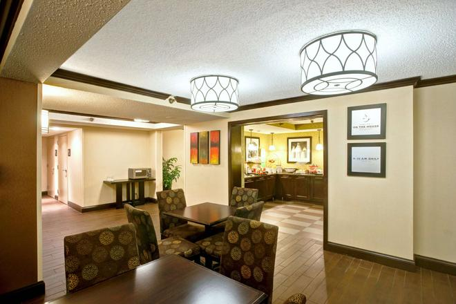 Hampton Inn College Station-Near Texas A&M University - College Station - Lobby