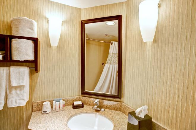 Hampton Inn College Station-Near Texas A&M University - College Station - Bathroom