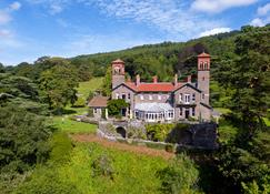 Gliffaes Country House Hotel - Crickhowell - Building