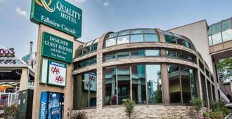 瀑布景觀品質酒店 - 尼加拉瀑布 - 尼亞加拉瀑布 - 建築