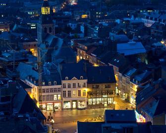 Radisson Blu Hotel - Hasselt - Buiten zicht
