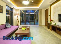 Sanya Yalong Bay Villas & Spa - Sanya - Living room