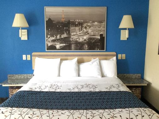 Americas Best Value Inn Beaumont, Tx - Beaumont - Κρεβατοκάμαρα