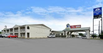 Americas Best Value Inn Beaumont, Tx - Beaumont - Building