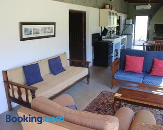 Matjiesvlei Cottages - Calitzdorp - Living room