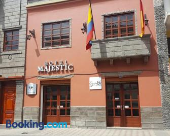 Hotel Majestic 2 - Cuenca - Gebäude