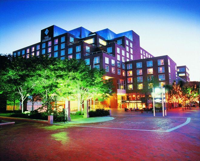 The Charles Hotel - Cambridge - Rakennus