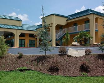 Americas Best Value Inn Milledgeville - Milledgeville - Gebouw