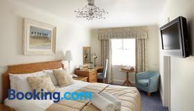 The Royal Duchy Hotel - Falmouth - Camera da letto
