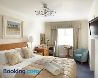The Royal Duchy Hotel - Falmouth - Bedroom