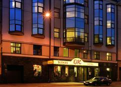 Hotel Ok - Riga - Gebouw