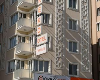 Orucoglu Oreko Ekspres Otel Afyon - Afyon - Building