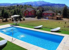 Complejo Puerto Malen Club De Montana - Villa Pehuenia - Pool