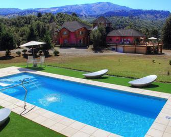 Complejo Puerto Malen Club De Montana - Villa Pehuenia - Zwembad