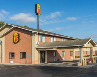 Super 8 by Wyndham Munfordville KY - Munfordville - Building