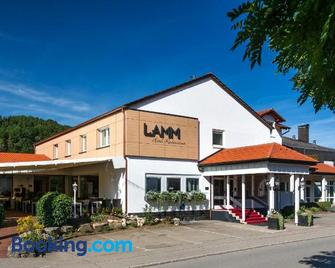 Hotel Restaurant Lamm - Hechingen - Gebouw