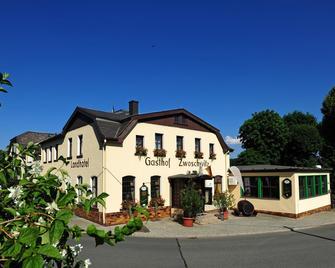 Landhotel Plauen - Plauen - Gebouw