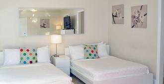 Winterset A North Beach Village Resort Hotel - Fort Lauderdale - Bedroom