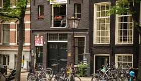 International Budget Hostel - Amsterdam - Bâtiment