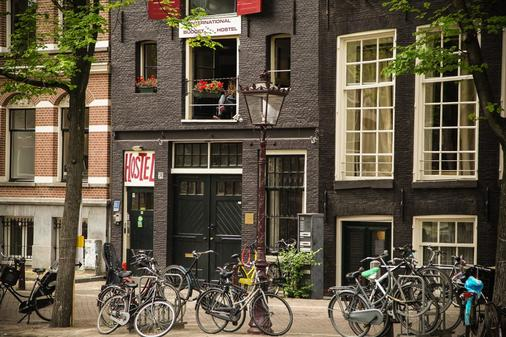International Budget Hostel - Amsterdam - Rakennus