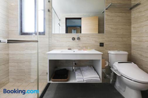 Kun Hotel - Đài Trung - Phòng tắm