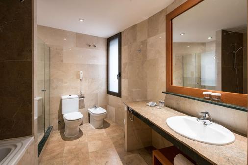 Catalonia Barcelona 505 - Barcelona - Bathroom