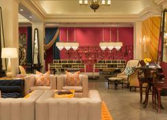 費城摩納哥金普頓酒店 - 費城 - 休閒室