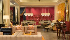 Kimpton Hotel Monaco Philadelphia - Filadelfia - Lounge