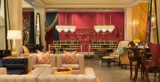 Kimpton Hotel Monaco Philadelphia - Philadelphia - Area lounge
