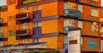 索霍區布里斯本旅館 - 布里斯本 - 布里斯本 - 建築