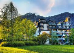 AMBER HOTEL BAVARIA Bad Reichenhall - Bad Reichenhall - Gebouw