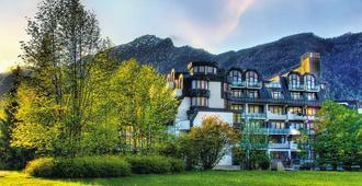 AMBER HOTEL BAVARIA Bad Reichenhall - Bad Reichenhall - Κτίριο