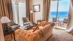 Grand Mogador Sea View - Tangier - Living room