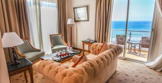 Grand Mogador Sea View & Spa - Tangier - Living room