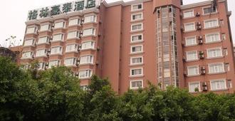 Greentree Inn Chongqing Jiulongpo District Xiejiawan Express Hotel - Chongqing