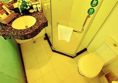 Greentree Inn Chongqing Jiulongpo District Xiejiawan Express Hotel - Чунцин - Ванная