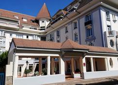 布里斯托爾酒店 - 勒圖凱-巴黎普拉日 - 建築