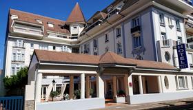Hôtel Bristol - Le Touquet - Bâtiment