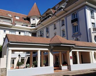 布里斯托爾酒店 - 樂都給 - 建築