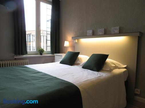 Hotel Notre Dame - Bruges - Phòng ngủ