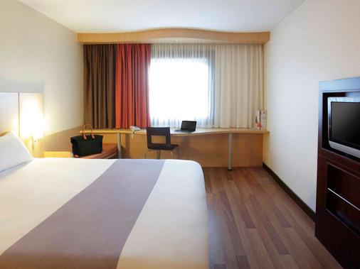 Ibis Budapest Heroes Square - Budapest - Phòng ngủ