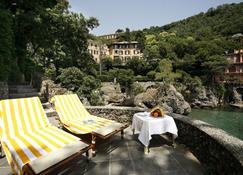 Hotel Piccolo Portofino - Portofino - Patio