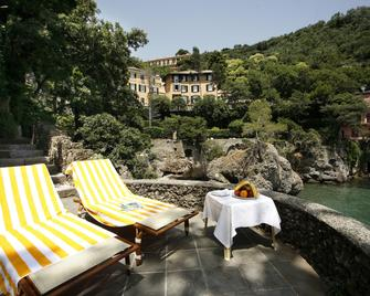 Hotel Piccolo Portofino - Портофіно - Патіо