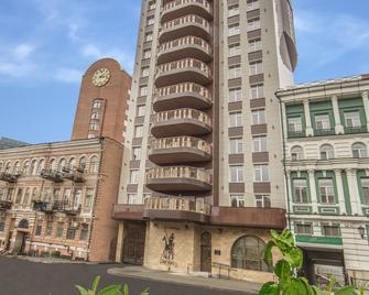 Don Kihot - Rostov-na-Donu - Byggnad