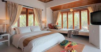 The Blue Sky Resort @ Koh Payam - Mueang Ranong - Bedroom